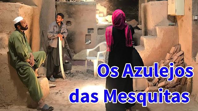 azulejos das mesquitas