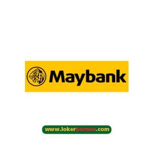 Lowongan Kerja Kalimantan  PT. Bank Maybank Indonesia, Tbk Tahun 2021
