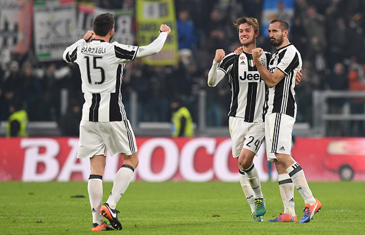 "Barzagli: ""Juventus je previše rizikovao"""