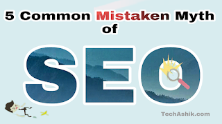 5 common mistaken myth about seo