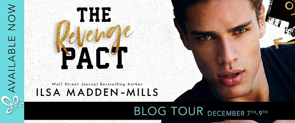 The Revenge Pact by Ilsa Madden-Mills Blog Tour