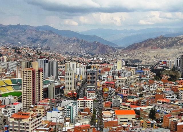 Que visitar en La Paz Bolivia