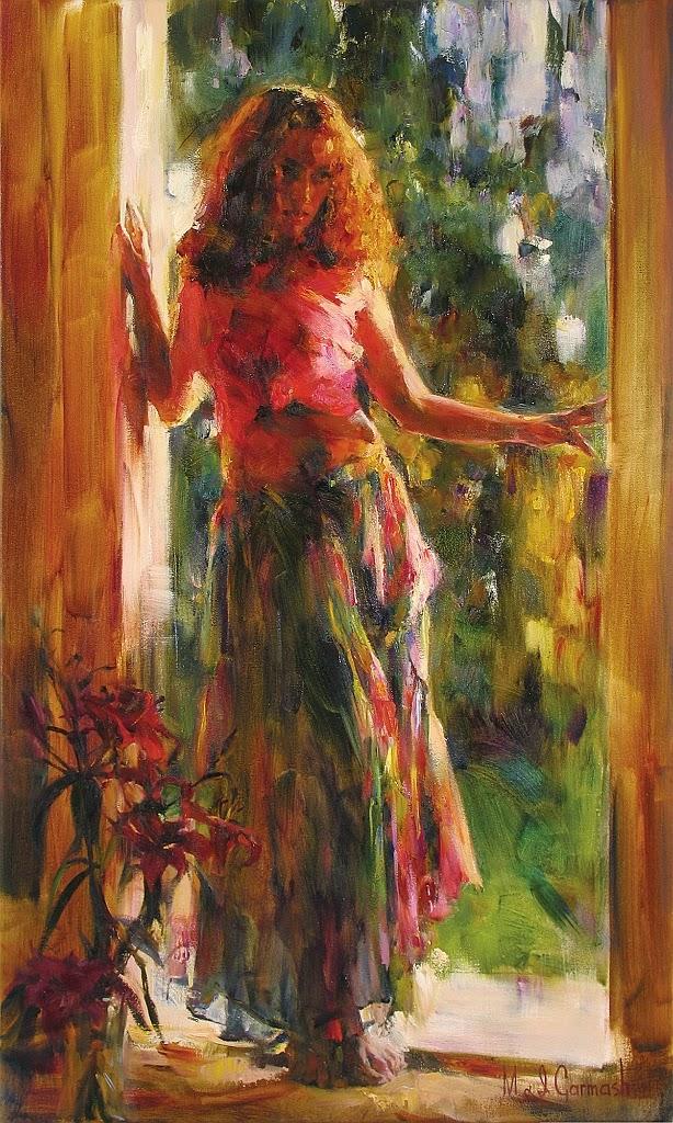 Michael  and  Inessa  Garmash  Tutt Art
