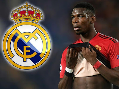 MAN UNITED HAWATAKI KUMUUZA PAUL POGBA