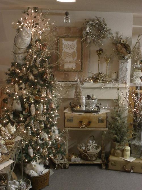 My Owl Barn 10 Christmas Owl Decorations