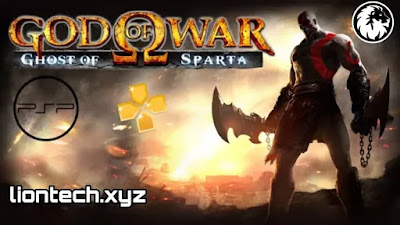 God of War: Ghost of Sparta للأندروبد ppsspp