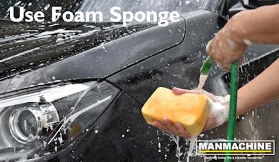 Foam Brush For Car Wash