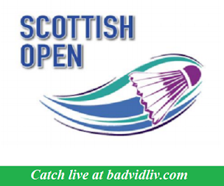 Scottish Open 2018 live streaming
