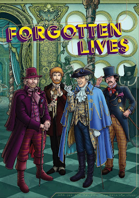Forgotten Lives - Front cover