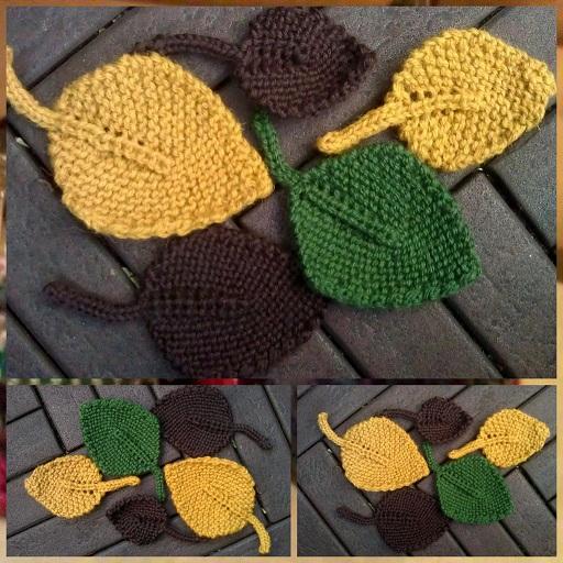 Mijn Haakblog Herfst Bladeren