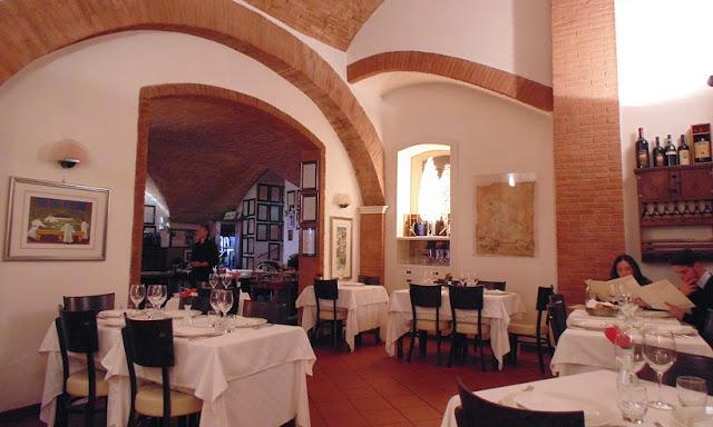 Restaurante La Taverna em Perúgia