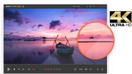 تحميل برنامج جوم بلاير مشغل الفيديوهات والصوت GOM Player