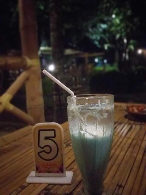 Milkshake Vanilla Blue