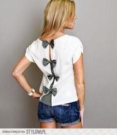 DIY transformar una camiseta de manga larga