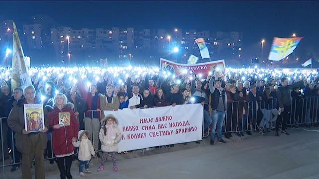 На «Інтері» – прем'єра документального проекту «Чорногорія. Битва за Православ'я»