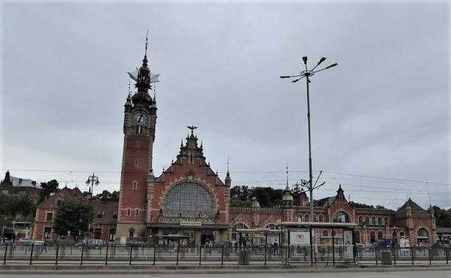 stazione ferroviaria di Danzica