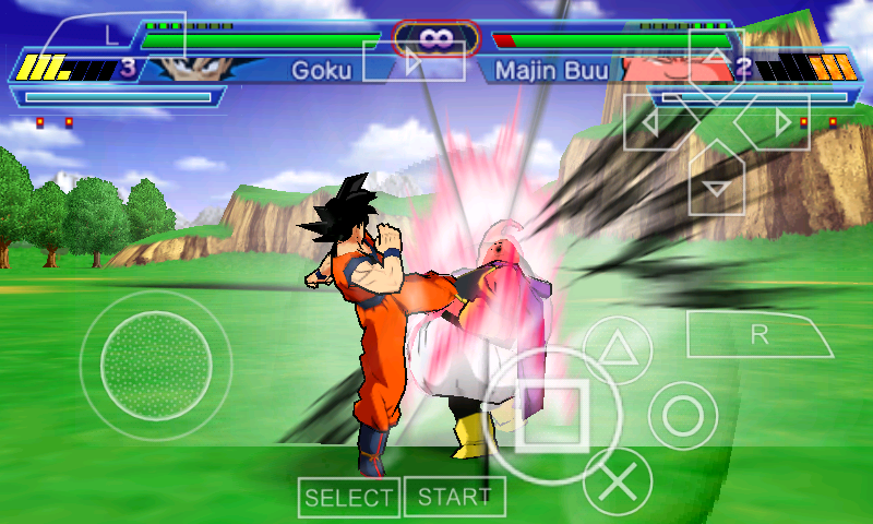 Top 5 Dragon Ball PPSSPP (PSP) Games With Download Links ...