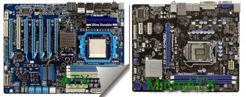 Basic parts of computer - Motherboard