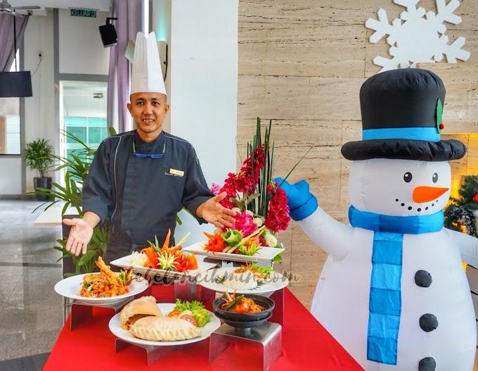 Mee Roti Goreng Hidangan Rare & Unik di Premiere Hotel Klang