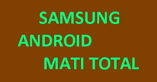 When your android with Android brand died then it can be read here.
