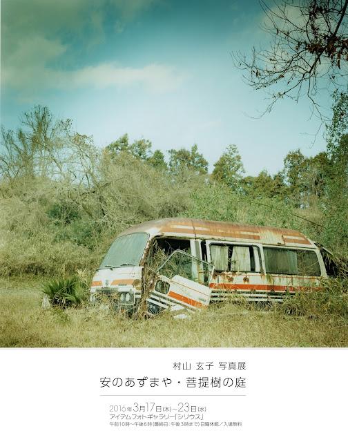 写真展のお知らせ 3/17(thu)〜23(wed) @新宿御苑