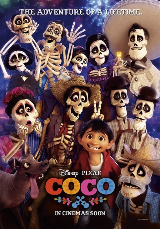 Coco 2017 Hindi Dubbed