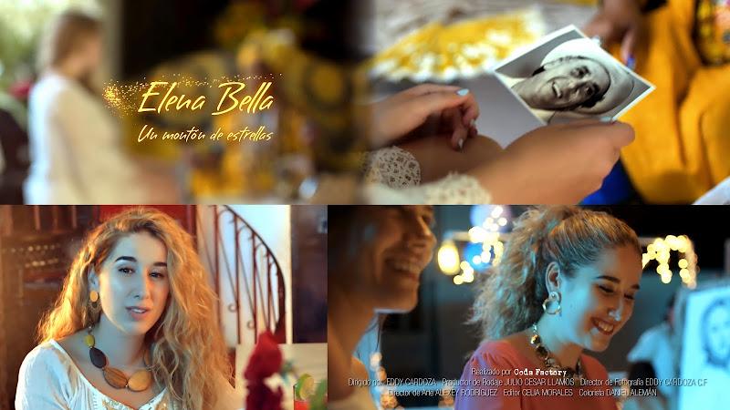 Elena Bella - ¨Un montón de estrellas¨ - Videoclip - Director: Eddy Cardoza López. Portal Del Vídeo Clip Cubano