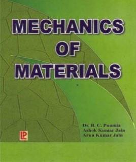 Mechanics of Materials BC Punmia PDF