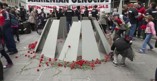 Erdogan critica resolución sobre el genocidio armenio