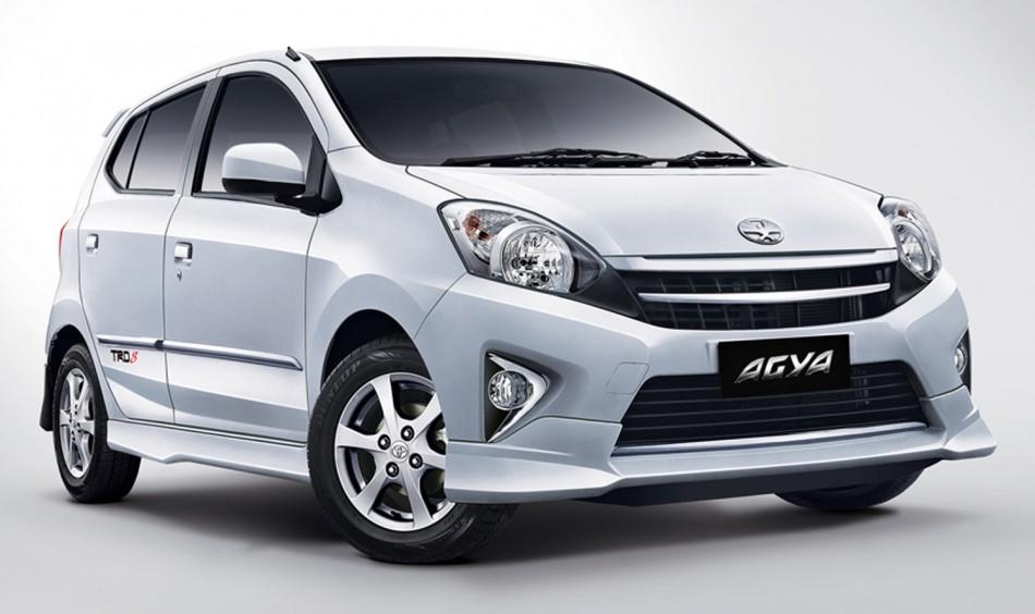 harga mobil toyota bekas 100 jutaan Toyota Agya 2013