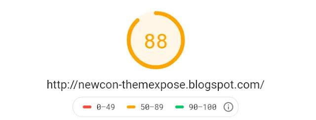 Newcon Responsive Magazine Personal Blog Tutorial Blogger Template Theme