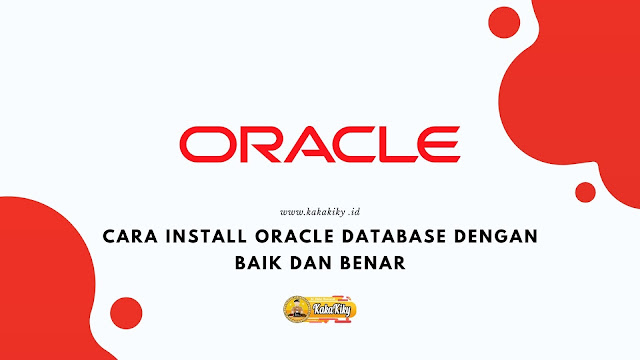 cara install oracle database xe