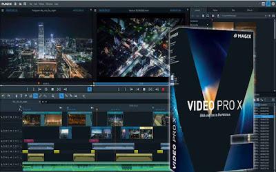 MAGIX Video Pro X11 17.0.1.32