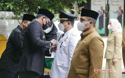 Wali Kota Medan Bobby Nasution Lantik 77 Pejabat Eselon III dan IV Pemko Medan, Berikut Namanya
