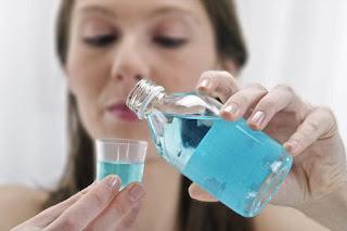 دراسة: غسول الفم يقضي على كورونا مخبريا خلال 30 ثانية