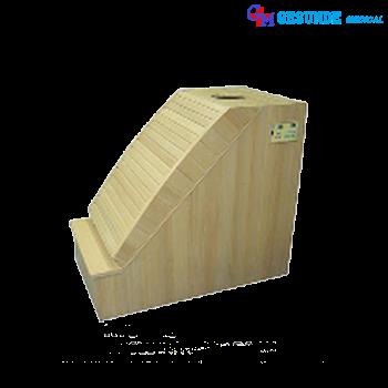 Kotak Sauna Kayu (Wooden Sauna Set)