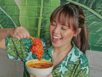 Maghdalena, Youtuber Sukses Cantik Yang Doyan Makan