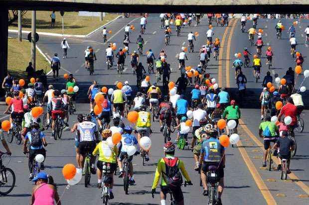 Saúde: Passeio ciclístico abordará prevenção ao suicídio e qualidade de vida
