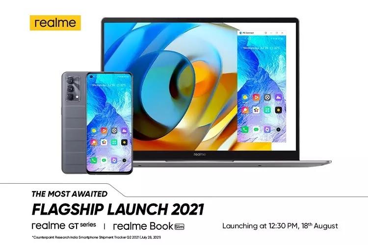 Realme Book Slim Rilis 18 Agustus, Bawa Fitur PC Connect