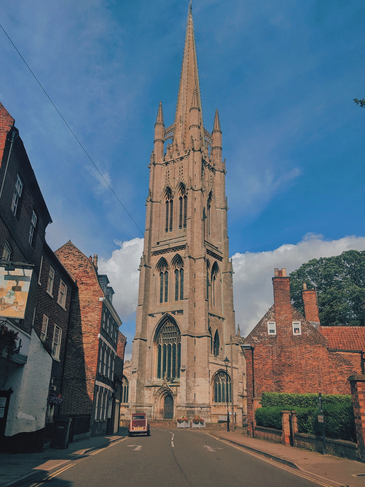 St. James' Church in Louth