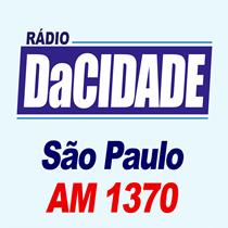 Ouvir agora Rádio da Cidade AM 1370 - São Paulo / SP