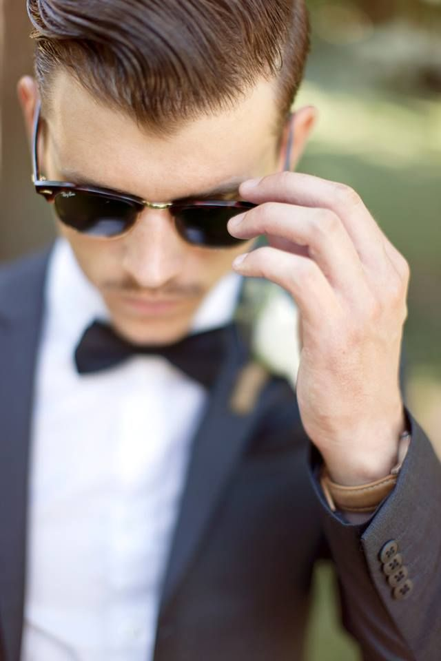 sunglasses grooms wedding accessories