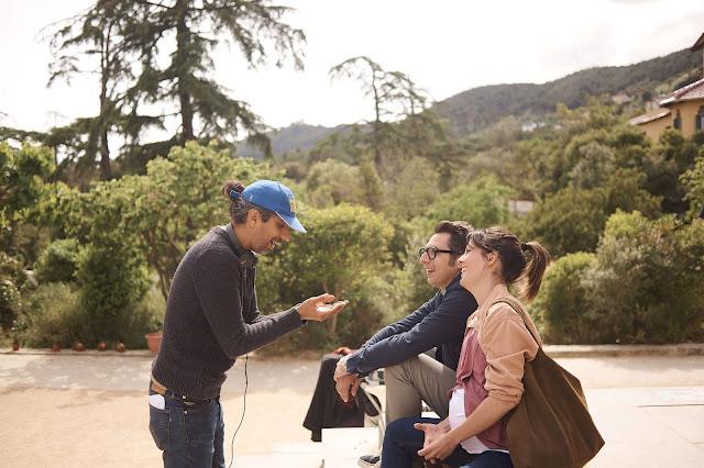 Eva Ugarte, Berto Romero, Javi Ruiz Caldera, Entrevista, Mira lo que has hecho, segunda temporada