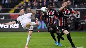 Prediksi Skor Bayern Munchen vs Eintracht Frankfurt 23 Mei 2020