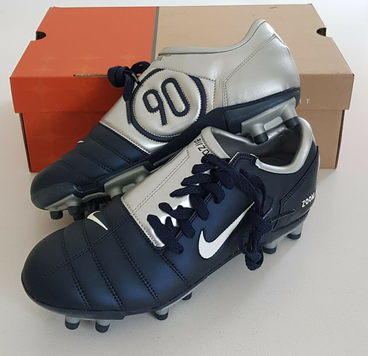 f3882bf72 Nike Air Zoom Total 90 III 2004 Football Boots | All Colorways, Tech ...