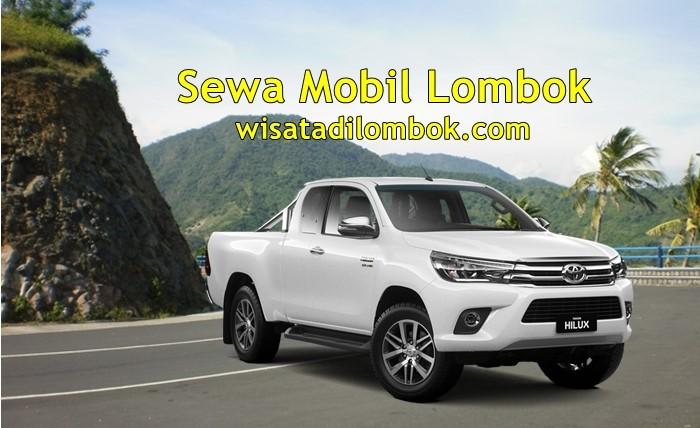 Harga Rental Mobil di Lombok