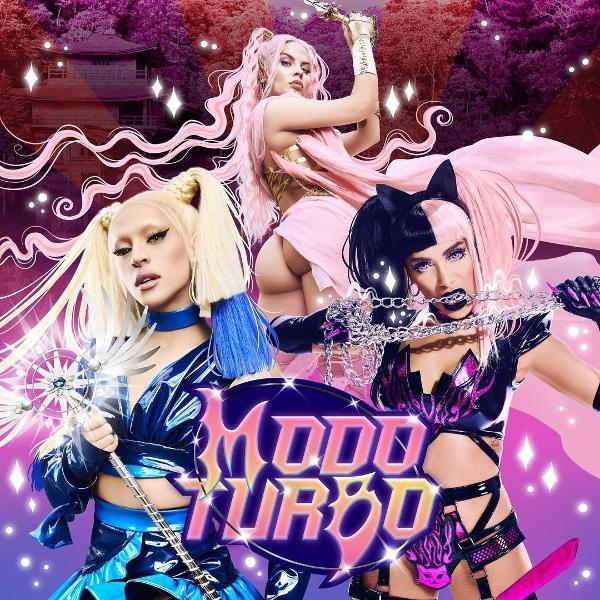 Luísa Sonza, Pabllo Vittar e Anitta ativam Modo Turbo com música que tem a cara do verão