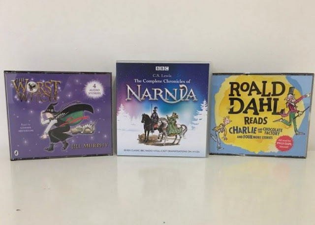 Puffin Children's Audiobooks - Review Worst Witch Chronicles of Narnia Roald Dahl Reads