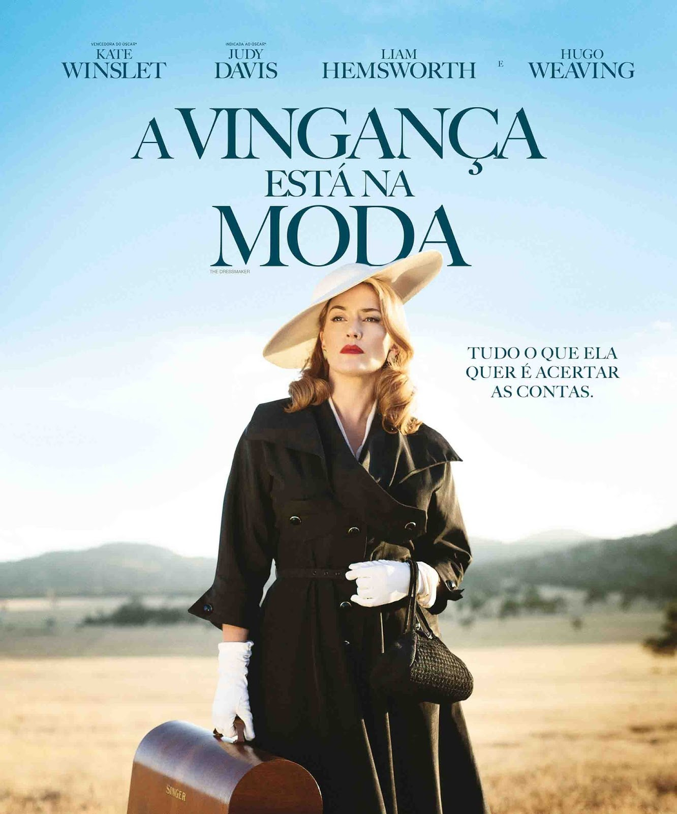 A Vingança Está na Moda Torrent – BluRay 720p e 1080p Dual Áudio (2016)