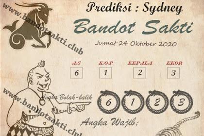 Syair Bandot Sakti Togel Sydney Sabtu 24 Oktober 2020